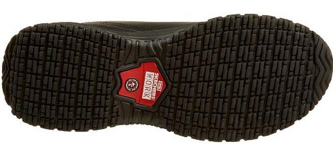 best shoes for nurses-non-slip-outsole-design
