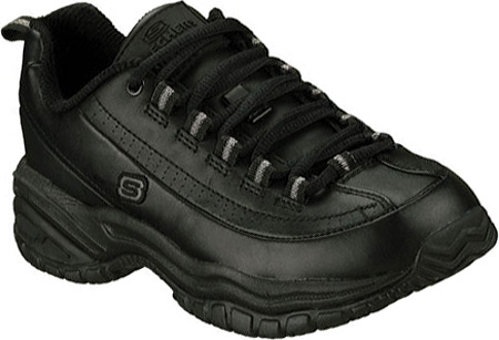 10. Skechers For Work Women's Soft Stride-Softie Lace-Up