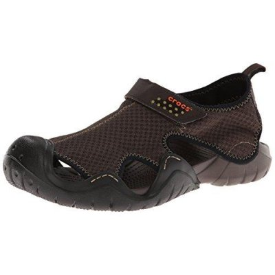 2. Crocs Men's Swiftwater Sandal