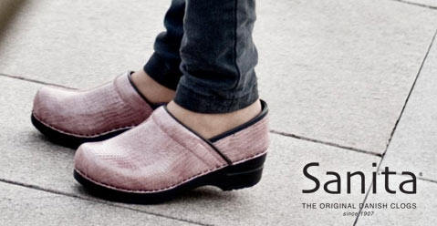 Best Sanita Clogs-Sanita