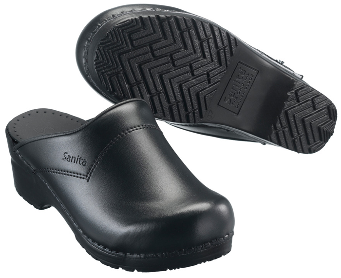 Best Sanita Clogs-traction