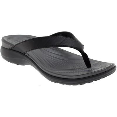 9. Crocs Capri Flip