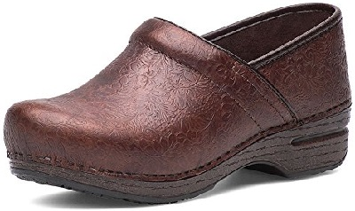 7. Dansko Pro Box Leather