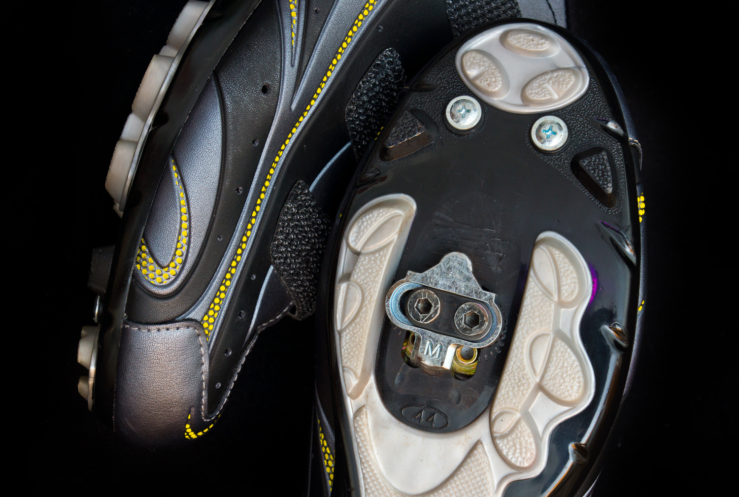 Best Mountain Bike Shoes-bottom