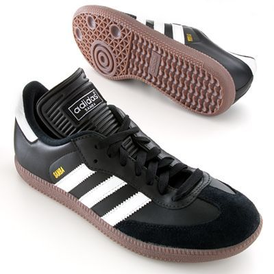 2. Adidas Performance Men's Samba Classic Indoor Soccer Shoe