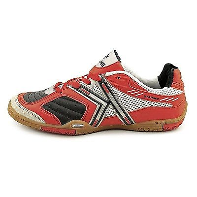 7. Kelme Star 360 Men's Michelin Leather Mesh Inset Soccer Shoe