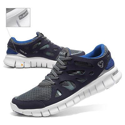 5. Tesla Men's Ultra Lightweight Running Shoes