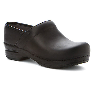 9. Dansko Women's Professional Oiled Leather Clog