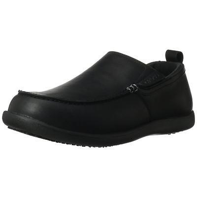 1. Crocs Men's Tummler Work Shoe