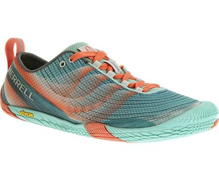 6. Merrell Women's Vapor Glove 2 Barefoot Trail Running Shoe