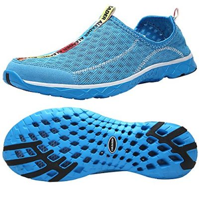 2. Aleader Women's Mesh Slip On Water Shoes
