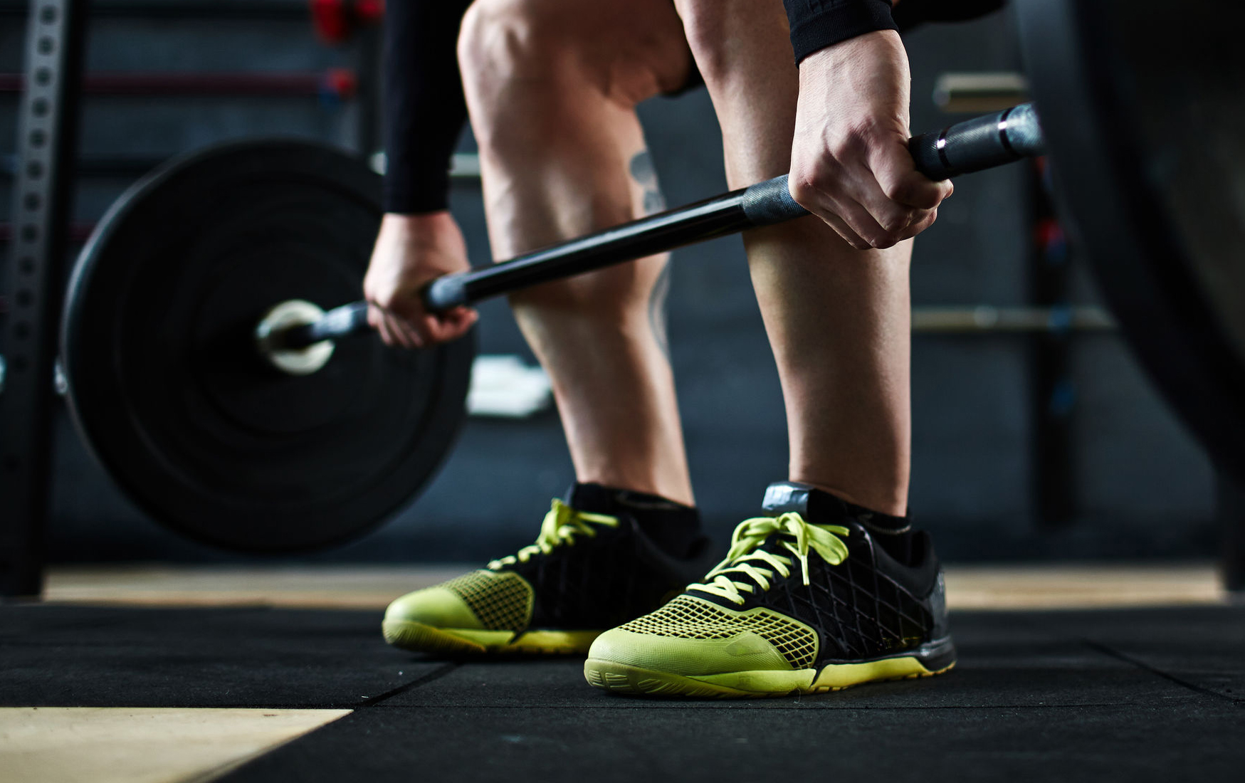 Best-Crossfit-Shoes-Breathability-Barbell