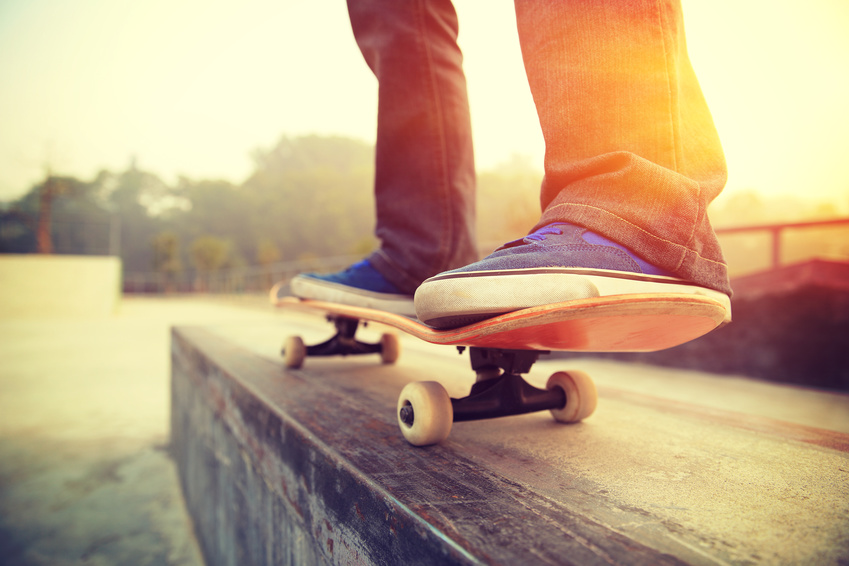 Best-Skate-Shoes-traction-on-board