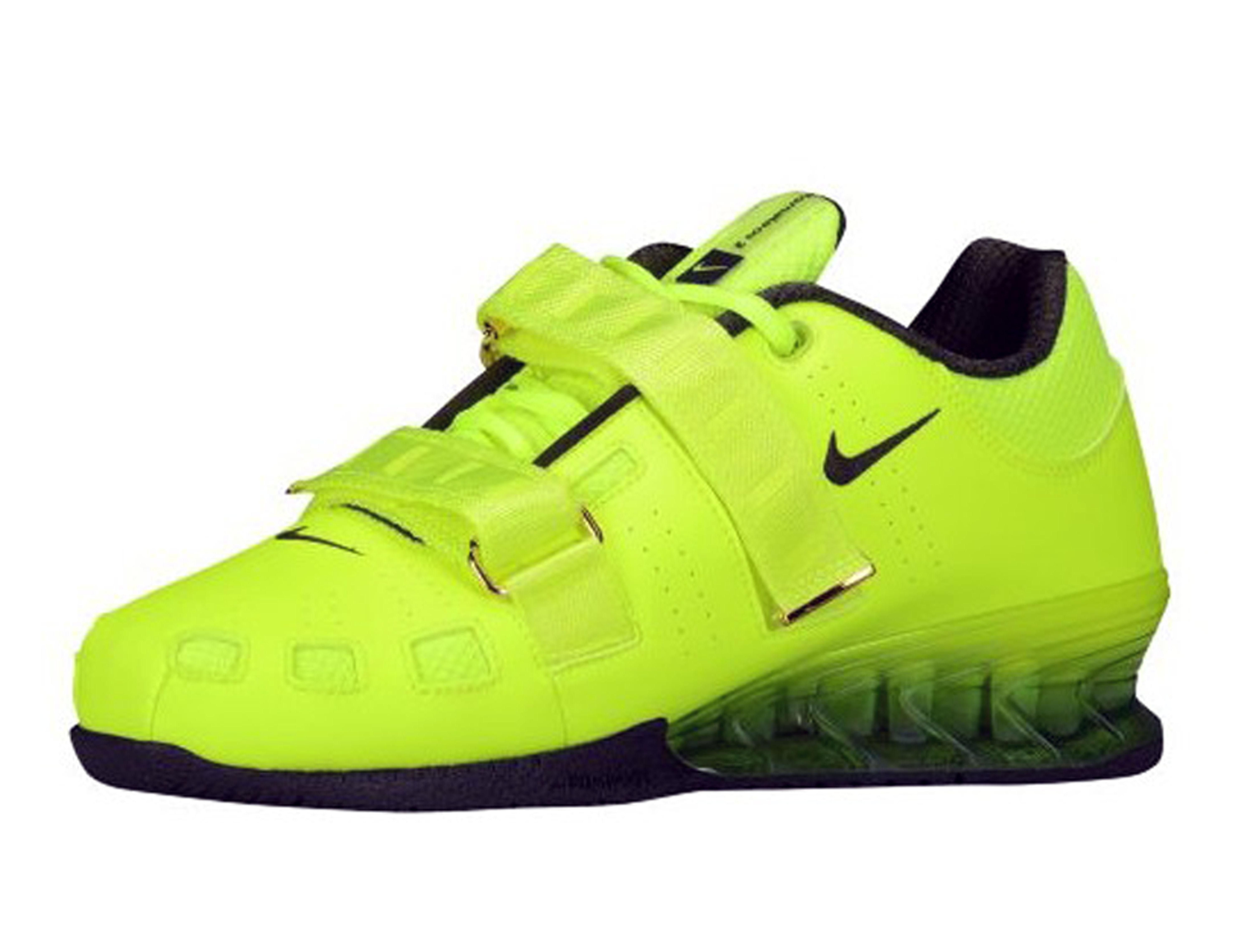 10. Nike Romaleos