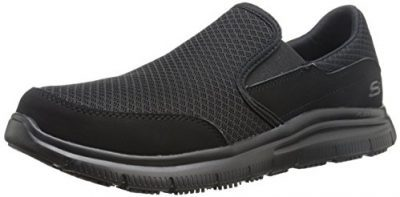 Good 3. Skechers Flex Advantage Mcallen Slip On