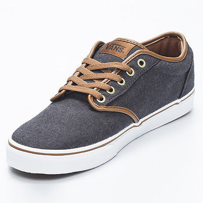 1. Vans Men's Atwood (Chambray)