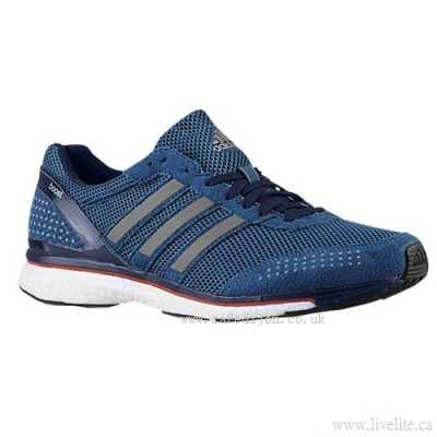 1. Adidas Men's Adizero Adios Boost 2