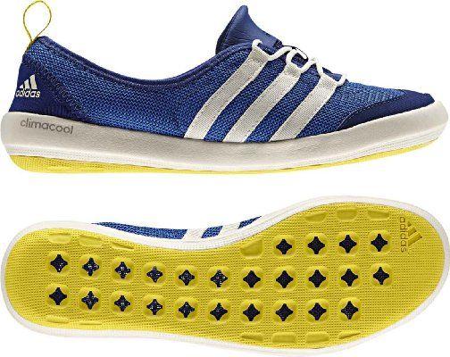 5. Adidas Outdoor Women's Climacool Boat Sleek Water Shoe