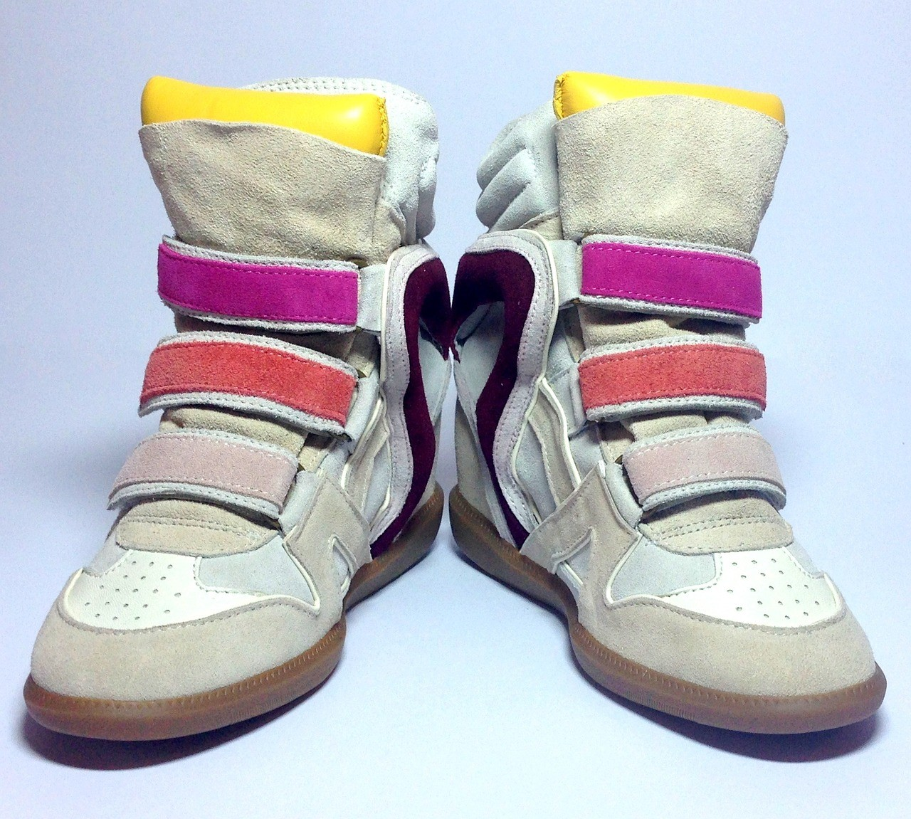 Bulky lifestyle shoes by Isabelle Maranta