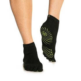 3. Gaiam Yoga Socks