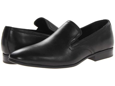 4. Calvin Klein Men's Channing Leather Slip On