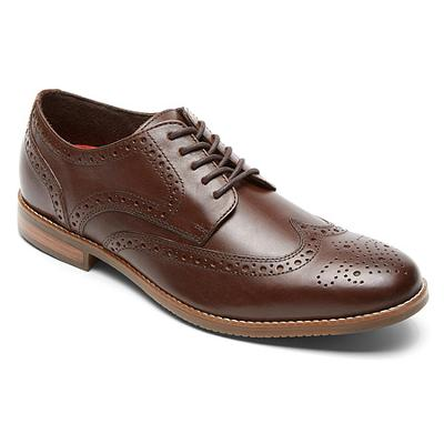 7. Rockport Men's Style Purpose Wing Tips