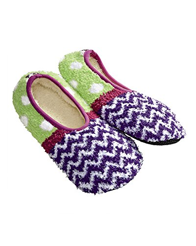 4. World's Softest Super Soft Cozy Slippers with Slip-Resistant Bottom Sole