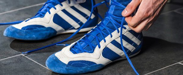 Best Boxing Shoes-lacing shoes