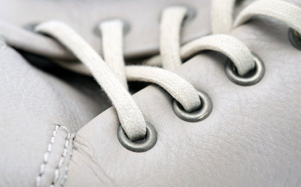 Best Golf Shoes- leather shoe up close macro shot