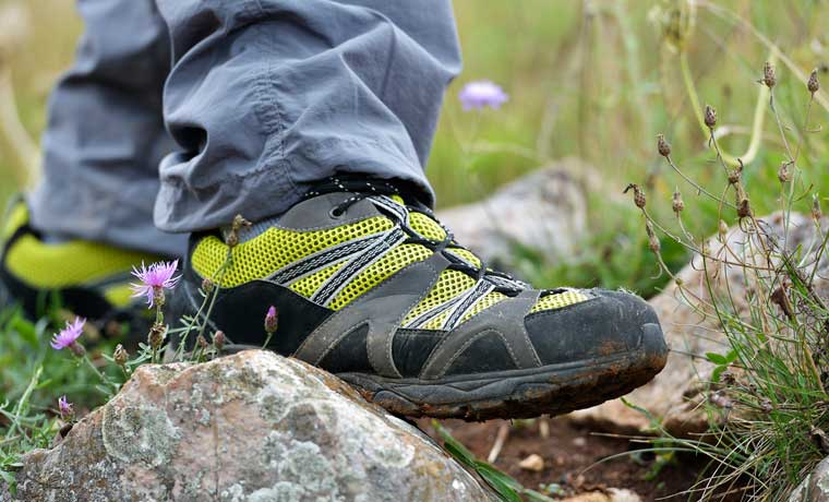 Best-Hiking-Shoes-breathable-mesh-synthetic-hiking-footwear
