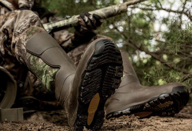 Best Hunting boots-traction