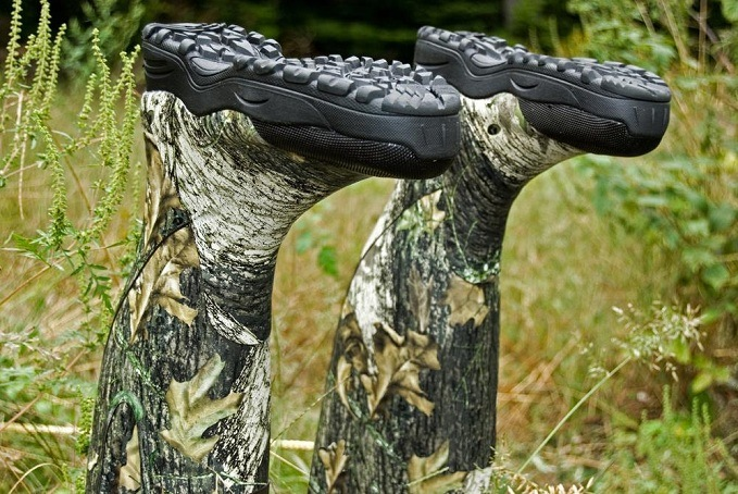 Best Hunting boots-upside down