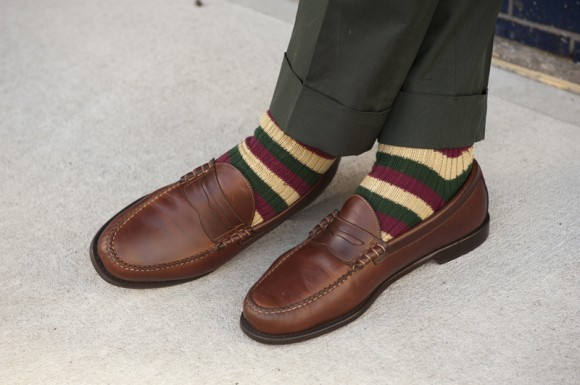 Best-Loafers-man in loafers