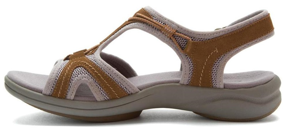 clarks adjustable sandals
