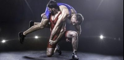 Best Wrestling Shoes -freestyle-wrestlers-in-the-ring