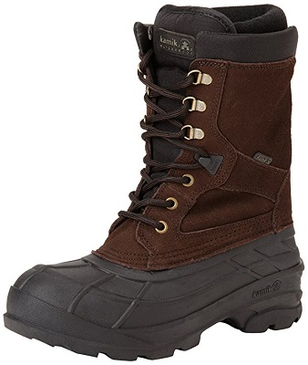 5. Kamik Nationplus Boot