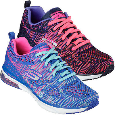 2. Skechers Sport Women's Skech Air Infinity Wildcard Fashion Sneaker