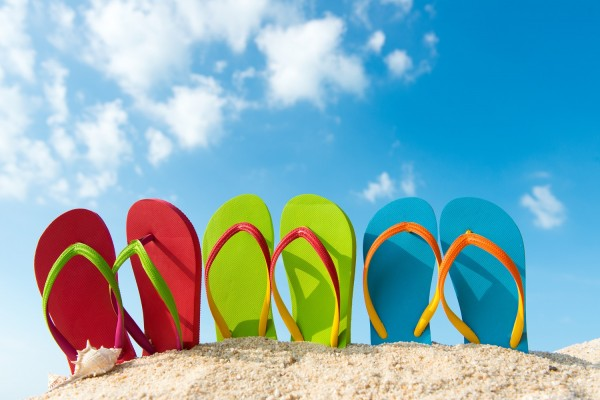 An in depth review of the best flip flops of 2017