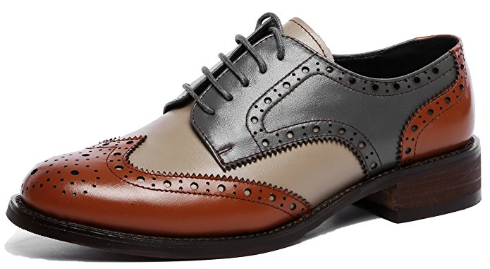 6. U-lite Perforated Lace-up