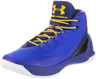 6. Under Armour Curry 3