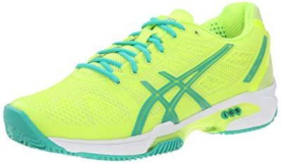 10. Asics Gel Solution Speed 2 Clay