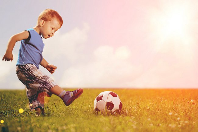 Best-Baby-Shoes-little-kid-kicking-ball