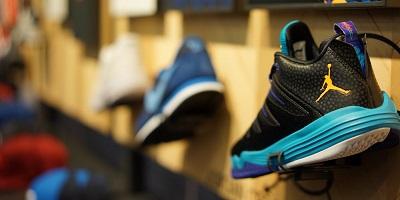Best Jordan Shoes-Nike Jordan Fashion Shoes On Display