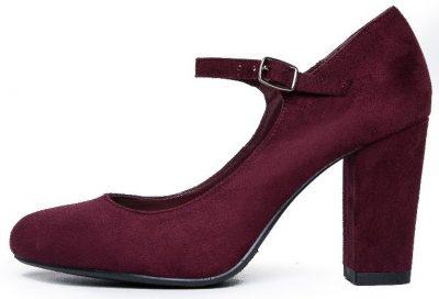7.  Adams Mary Jane High Heel