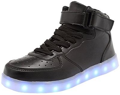 3. Keesky High Top LED