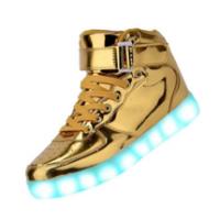 Odema Flashing LED High-Tops