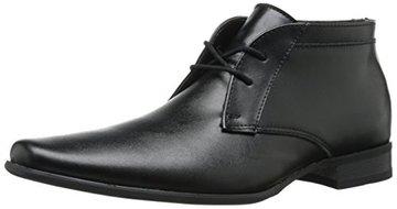 5. Calvin Klein Men's Ballard Leather Chukka Boot