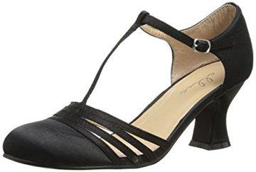 3. Ellie Shoes Women's 254 Lucille Dress Pump