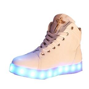 4. New Women LED Light Luminous Sneakers