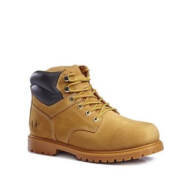 10.  KINGSHOW Men's 1366 Water Resistant Premium Work Boots